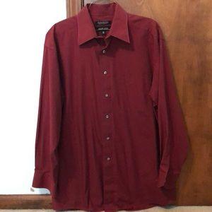Murano long sleeve dress shirt.